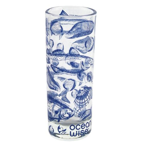 Shot Glass, Ocean Wise