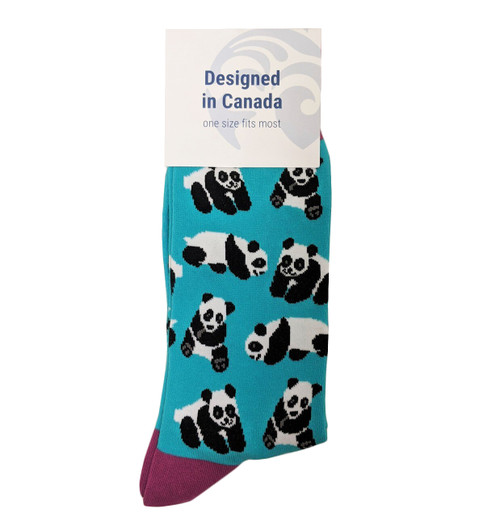 Panda Socks - Men Sized