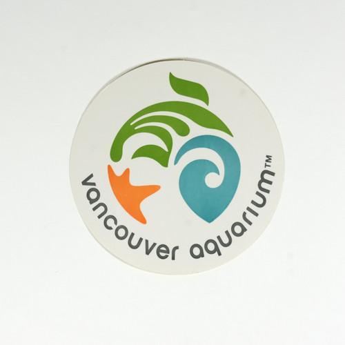Vancouver Aquarium Decal
