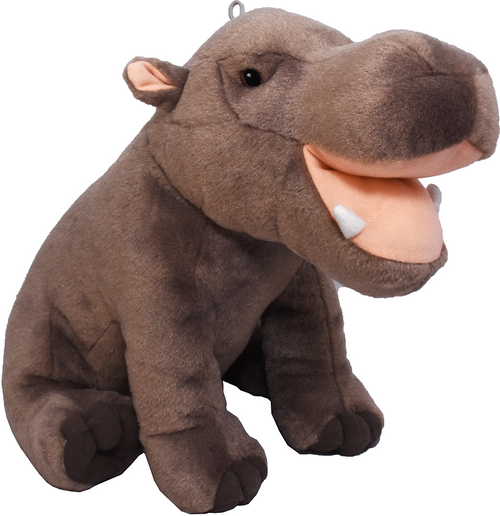 hippo stuffed animal