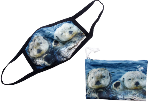 Sea Otter facemask
