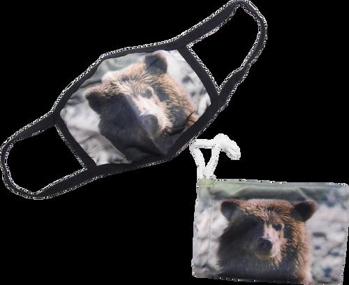 Bear facemask