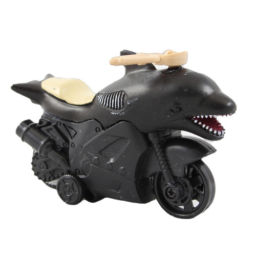 Toy motorcycle, Orca shape