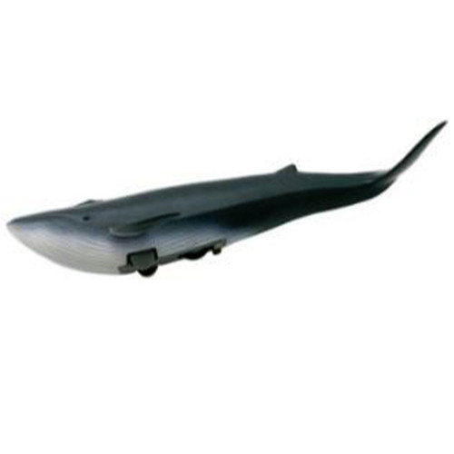 Action toy, friction, Blue Whale shape