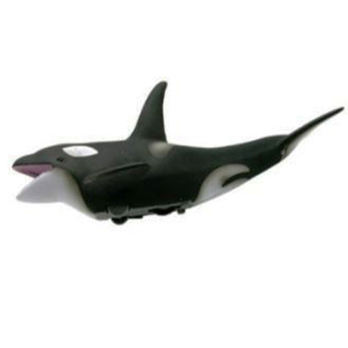 Action toy, friction, Killer whale