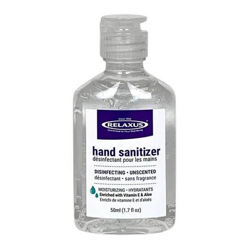 relaxus hand sanitizer