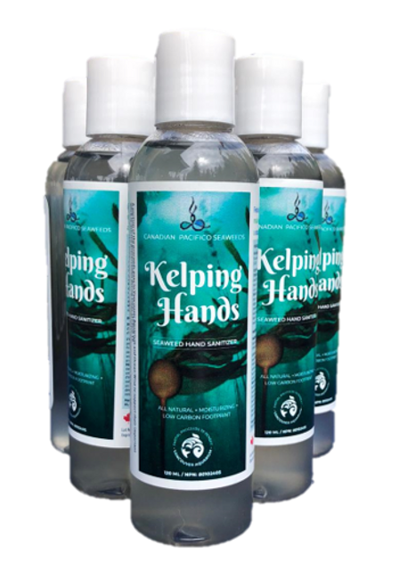 kelping hands hand sanitizer