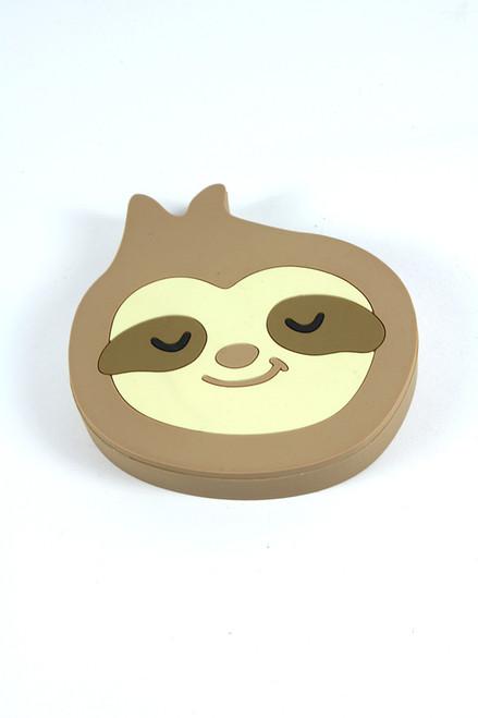 sleepy sloth charging pad