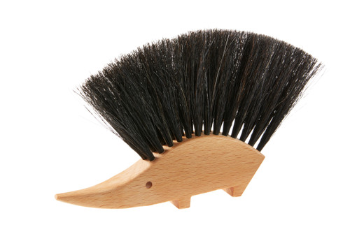 Hedgehog table broom, tall