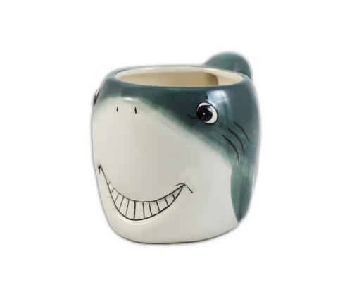 Mug in the shape of a shark