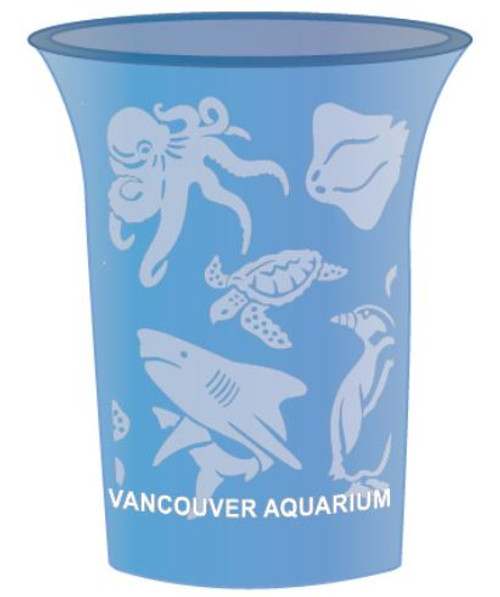 Vancouver Aquarium Shot Glass