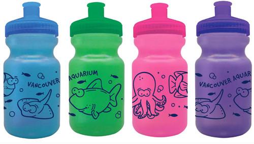 Vancouver Aquarium Lil Squirt Water Bottle