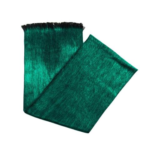 Alpaca Scarf - Emerald