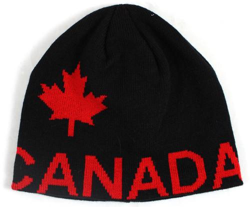 Canada Toque Black