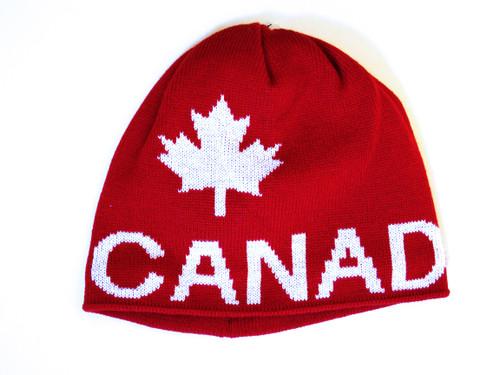 Canada Toque Red