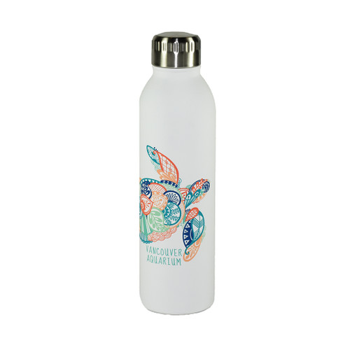 Sea Turtle Bottle with VA Logo