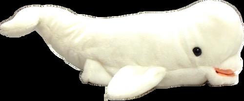 Beluga Puppet