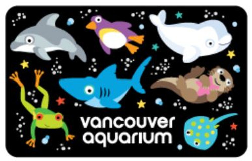 Vancouver Aquarium Sea Life Magnet