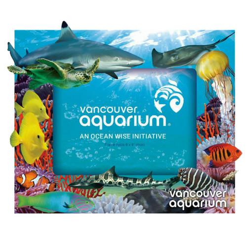 Aquatic Life Picture Frame