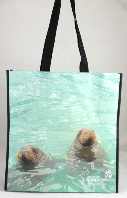 Large Walrus Tote Bag