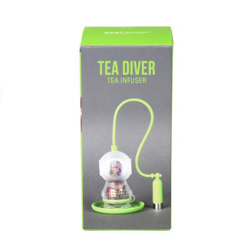 Tea Diver - Green