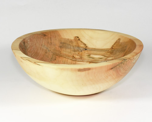 Maple Round Bowl - 14""
