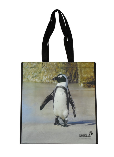 Large Penguin Tote Bag