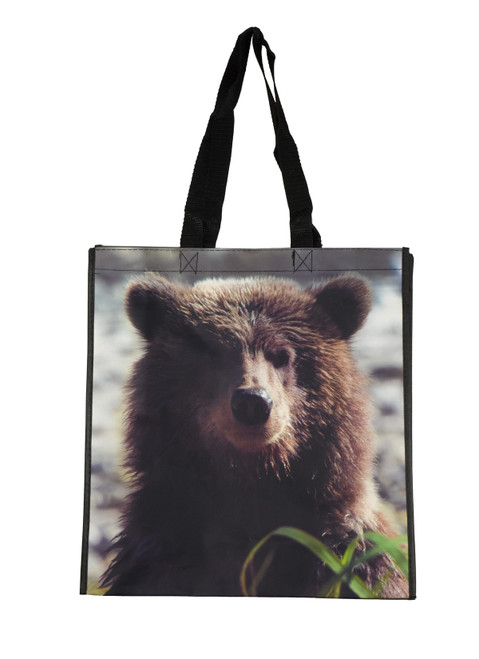 Large Bear Tote Bag