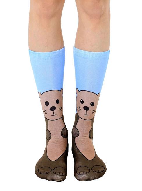 Sea Otter Socks - Unisex