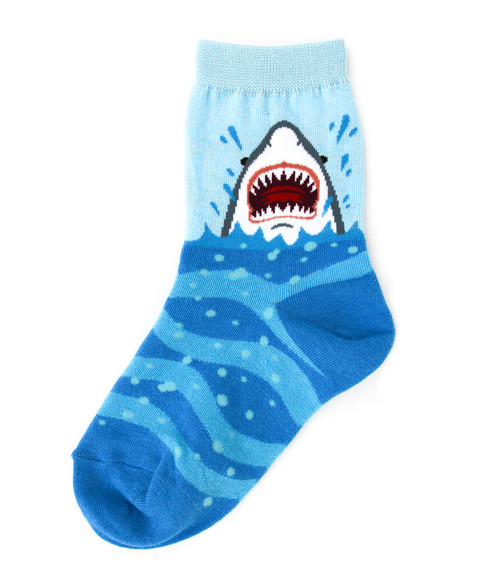 Shark Breach! Socks - Youth
