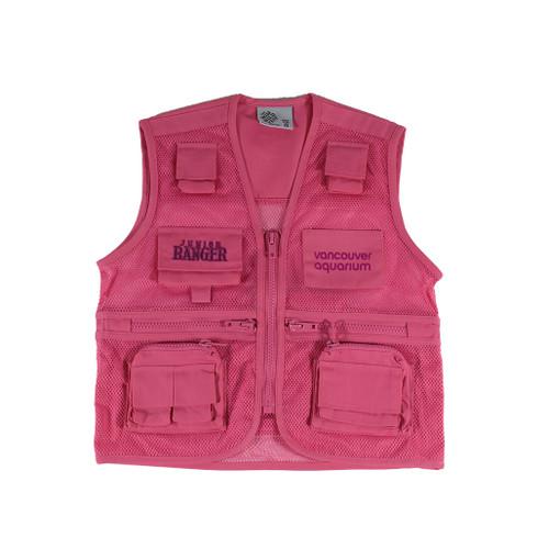 Kids Ranger Vest, pink