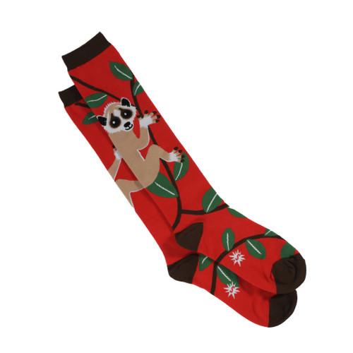 Slow Loris Socks - Women