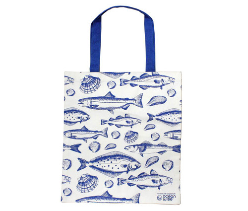 Oceanwise Fabric Tote Bag
