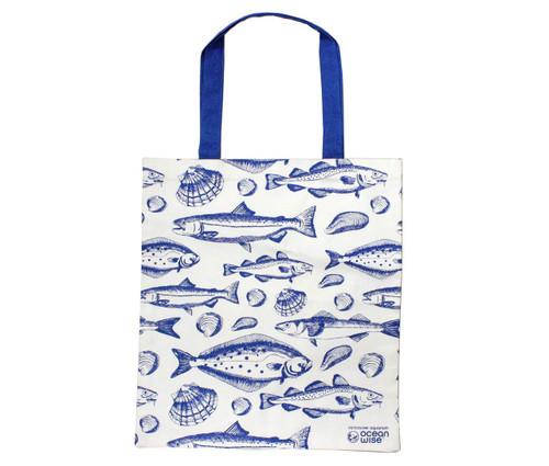 Oceanwise Fabric Tote Bag