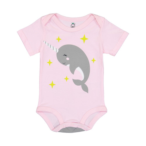 Narwhal Infant Onesie