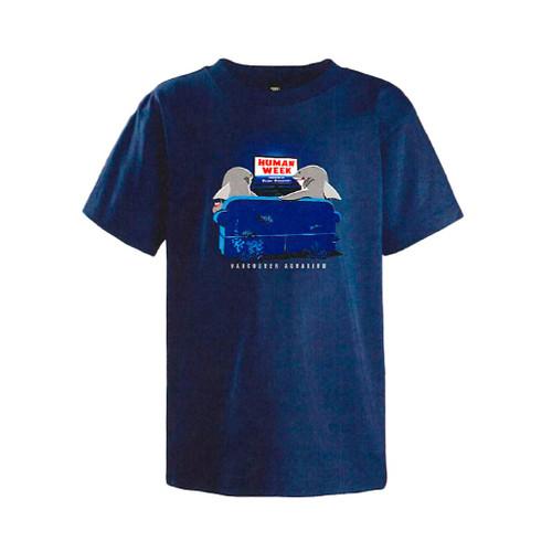 """Human Week"" Adult T-Shirt - Organic Cotton"