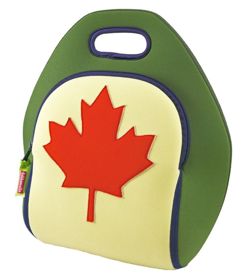 Maple Leaf Insulated Lunch Bag