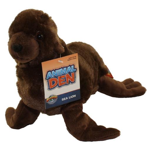 "Sea Lion Stuffy 8"""
