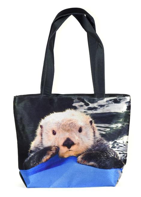 Sea Otter Shoulder Bag