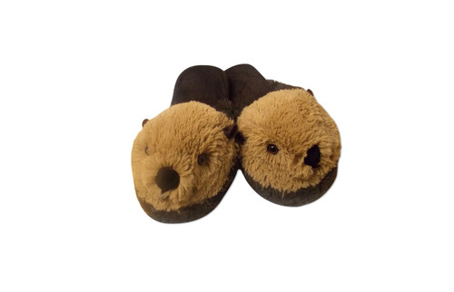 Sea Otter Kids Slippers
