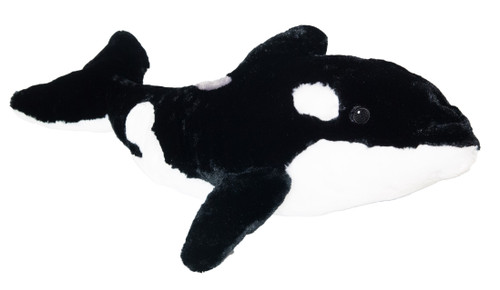 Killer Whale Stuffy 15""