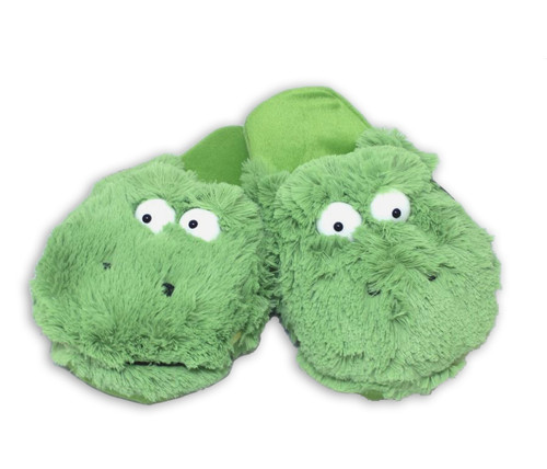 Frog Slippers - Adult Unisex