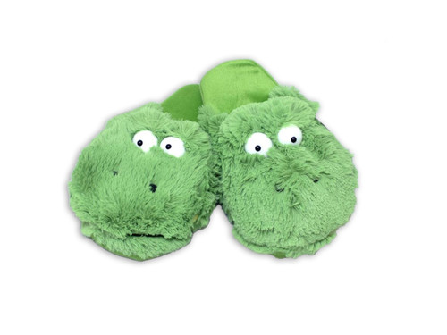 Frog Slippers - Kids
