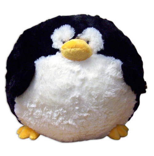 Penguin Bean Bag Stuffy 15""