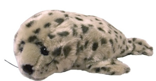"""Harbour Seal Stuffy 12.5"""""""