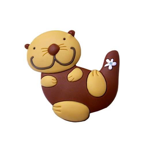 Cute Sea Otter magnet