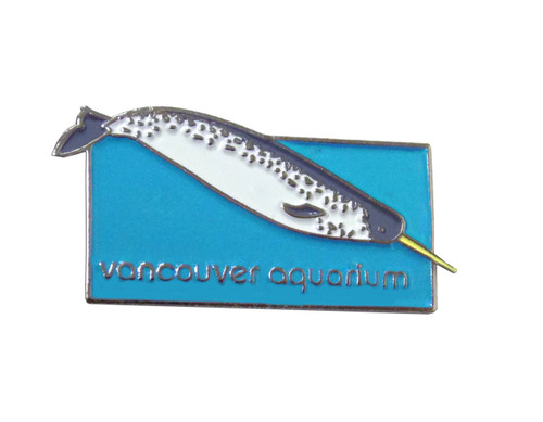 Narwhal Lapel Pin