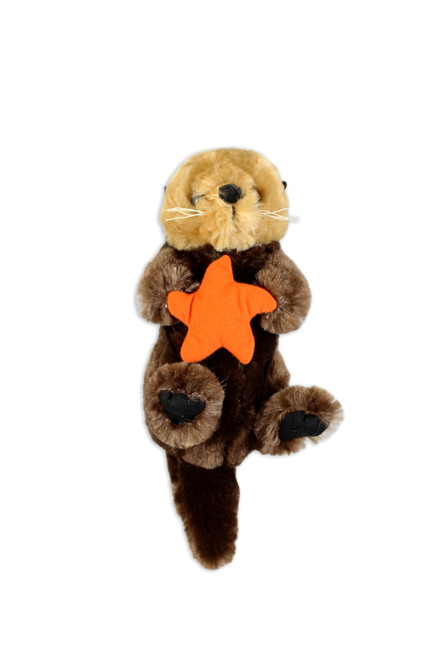 """Sea Otter Stuffy 10"""""""