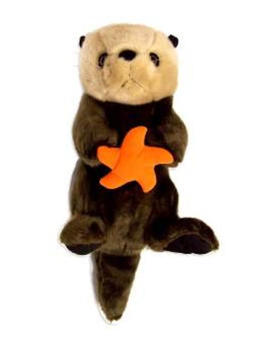 """Sea Otter Stuffy 15"""""""