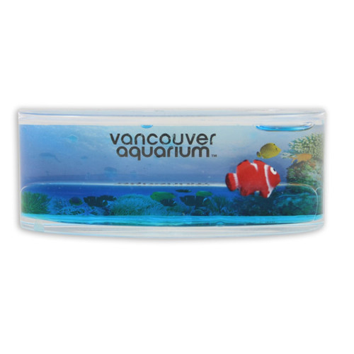 Liquid Bend Clownfish Magnet